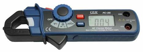 Токовые клещи CEM FC-35