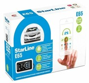 Автосигнализация StarLine Е65 BT 2CAN+2LIN