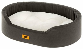 Лежак для кошек, для собак Ferplast Dandy F 55 55х41х15 см