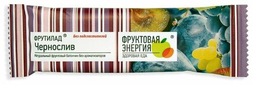 Фруктовый батончик ФРУТИЛАД с черносливом 30 г