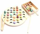 Бирюлька BeeZee Toys Разноцветная рыбалка 043-Д