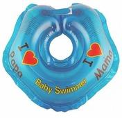 Круг на шею Baby Swimmer 0m+ (3-12 кг) Я люблю