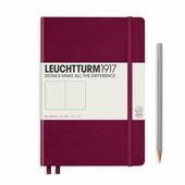 Блокнот Leuchtturm1917 359697 (винный) A5, 124 листа