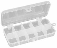 Коробка для приманок для рыбалки MIKADO ABM 009 13.2х6.2х2.5см