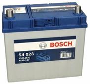 Автомобильные аккумуляторы Bosch S4 023 (545158033) 45 А/ч JIS