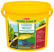 Сухой корм Sera Cichlid Green XL для рыб