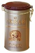 Чай черный Akbar Gold подарочный набор