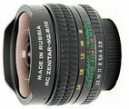 Объектив Зенит Зенитар-K 16mm f/2.8