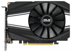 Видеокарта ASUS GeForce GTX 1660 Ti 1500MHz PCI-E 3.0 6144MB 12002MHz 192 bit DVI 2xHDMI DisplayPort HDCP Phoenix OC