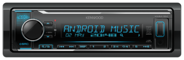 Автомагнитола KENWOOD KMM-124
