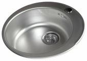 Врезная кухонная мойка Reginox R18 380 OKG 48.3х48.3см нержавеющая сталь