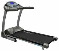 Электрическая беговая дорожка Bronze Gym T800 LC