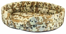 Лежак для собак, для кошек Дарэлл Хантер-Вепрь 3 56х45х16 см