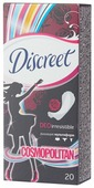 Discreet прокладки ежедневные Deo Irresistible Multiform