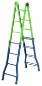 Лестница-трансформер СибрТех 97891 2x7 ступеней