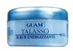Guam Скраб для тела Talasso тонизирующий увлажняющий