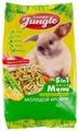 Корм для молодых кроликов Happy Jungle 5 in 1 Daily Menu Специальный рацион