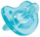 Пустышка силиконовая ортодонтическая Chicco Physio Soft 0-6 м (1 шт)