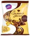 Конфеты Konti Золотая лилия со вкусом шоколад, пакет