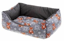 Лежак для кошек, для собак Ferplast Coccolo C 80 (82264999) 78х56х22 см