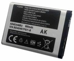 Аккумулятор Samsung AB463446BU для Samsung GT-C3010/GT-C3011/GT-C3520