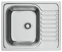 Врезная кухонная мойка OMOIKIRI Kashiogawa 60-IN 60х50см нержавеющая сталь