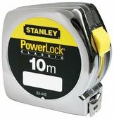 Рулетка STANLEY POWERLOCK 0-33-442 13 мм x 10 м