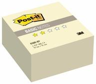Post-it Блок-кубик Basic, 76х76 мм, 400 штук (636R-BY)