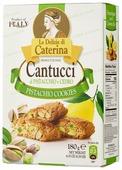 Печенье Le Delizie di Caterina Кантуччи с фисташками и цедрой лимона, 180 г