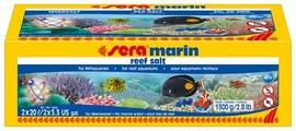 Sera Marin Reef Salt средство для подготовки водопроводной воды