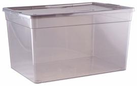 ПОЛИМЕРБЫТ Коробка для хранения Mystery 16л, 37х26х20,7 см