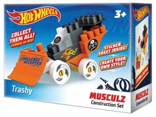 Конструктор Bauer Hot Wheels 714 Musculz Trashy