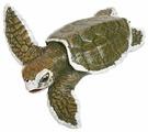 Фигурка Safari Ltd Incredible Creatures Детёныш Атлантической ридлеи 267429