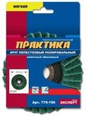 Лепестковый диск ПРАКТИКА 779-196
