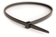 Стяжка кабельная (хомут стяжной) DKC 25227T 365 мм
