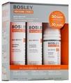 Набор Bosley Starter Pack for Fine Color-Treated Hair Система оранжевая