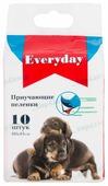 Пеленки для щенков впитывающие Everyday Гелевые 60х45 см