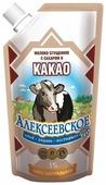 Сгущенное молоко Алексеевское с какао 5%, 270 г