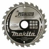 Пильный диск Makita Premium B-29206 190х30 мм