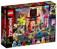 Конструктор LEGO Ninjago 71708 Киберрынок