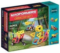 Магнитный конструктор Magformers Creator 63130 Популярное волшебство
