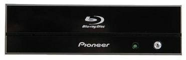 Оптический привод Pioneer BDR-S08XLT Black