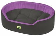 Лежак для кошек, для собак Ferplast Dandy C 55 (82942095/82942099) 55х41х15 см