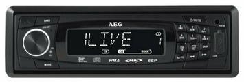 Автомагнитола AEG AR 4020