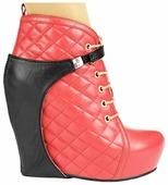 Автопятка Heel Mate de Luxe для женской обуви на высокой танкетке, натуральная кожа