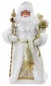 Фигурка Феникс Present Дед мороз с посохом и подарками 41 см