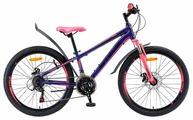 Подростковый горный (MTB) велосипед STELS Navigator 400 MD 24 V010 (2019)