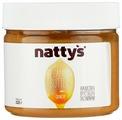Nattys Паста арахисовая Crunchy хрустящая с кусочками арахиса и мёдом