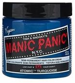 Крем Manic Panic High Voltage Atomic Turquoise, бирюзовый оттенок