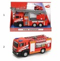 Пожарный автомобиль Dickie Toys 3712008 17 см